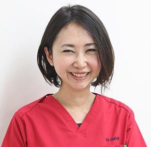 院長 中丸 聡子 Dr